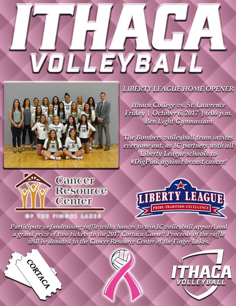 Women's Volleyball Dig Pink Promo